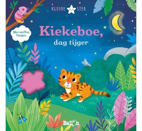 Ballon Media Flapjesboek Kiekeboe, dag tijger