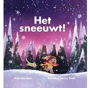 BBNC Uitgevers Het sneeuwt!