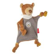 sigikid Comforter Baby Lovey Bear HoniBoniBear