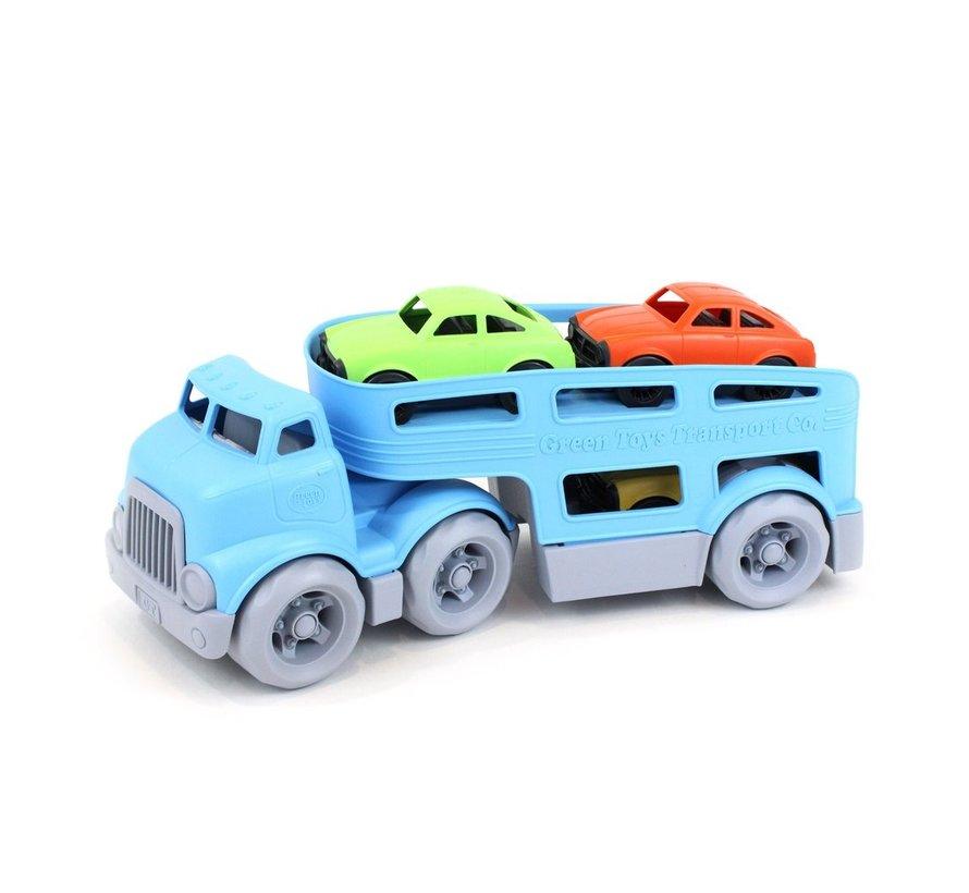 Vrachtwagen Autotransporter