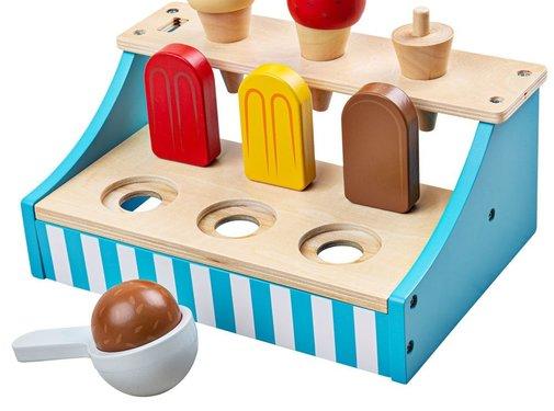 Bigjigs Ice Cream Stand