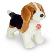Hermann Teddy Knuffel Hond Beagle Staand