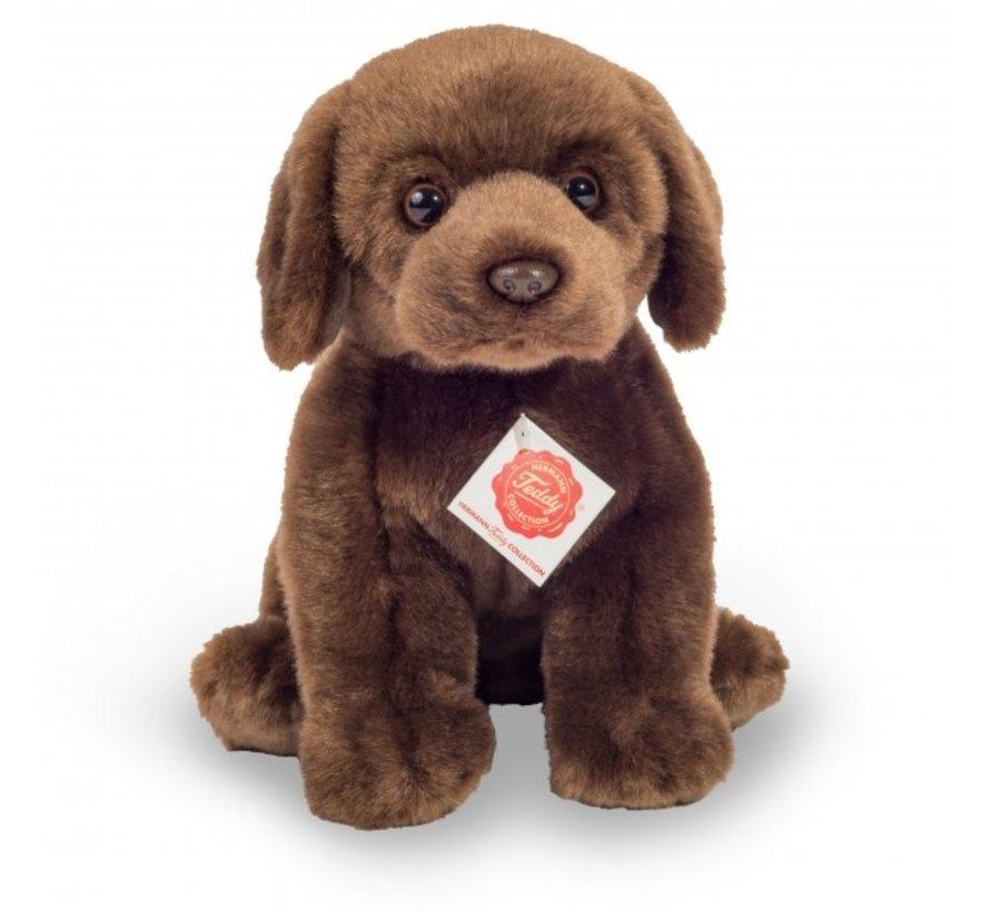 Knuffel Hond Labrador Bruin