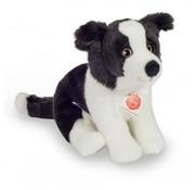Hermann Teddy Knuffel Hond Border Collie Puppy