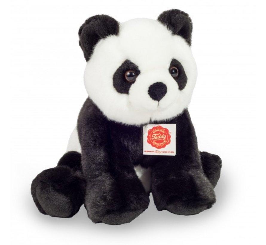 Knuffel Panda Zittend