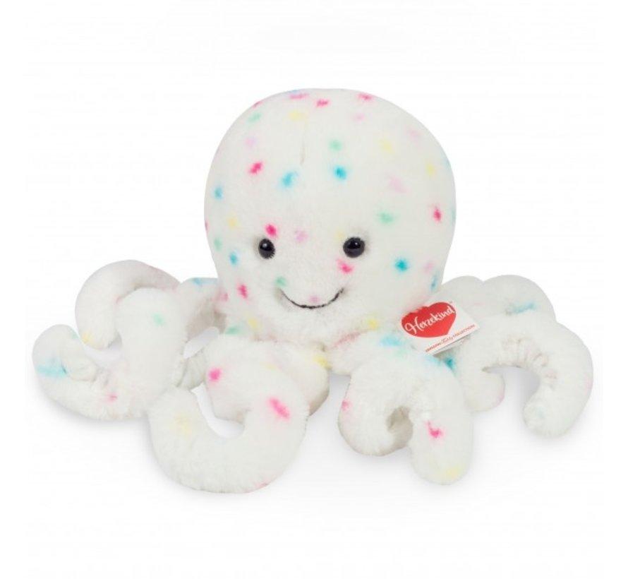 Knuffel Octopus Confetti