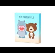 Tandenpret Tandenboekje Nijl en Beer