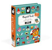 Janod Magneetboek Sprookjes