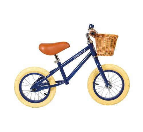 Banwood Balance Bike First Go Navy Blue