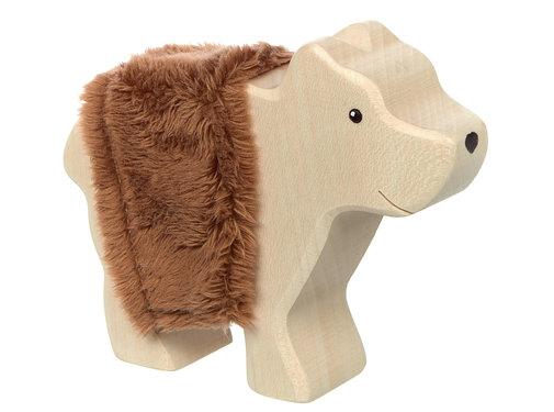 sigikid Wooden Bear Cudly Wudly