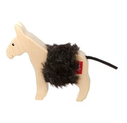 sigikid Wooden Donkey Cudly Wudly