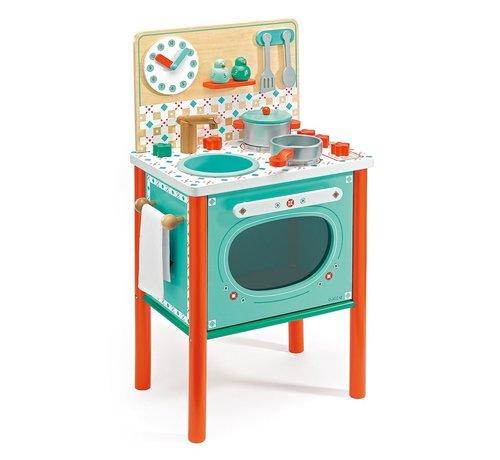 Djeco Keukentje Leo's Speelgoedkeuken