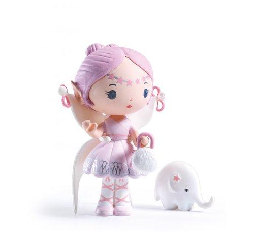 Djeco Speelfiguur Tinyly Elfe & Bolero