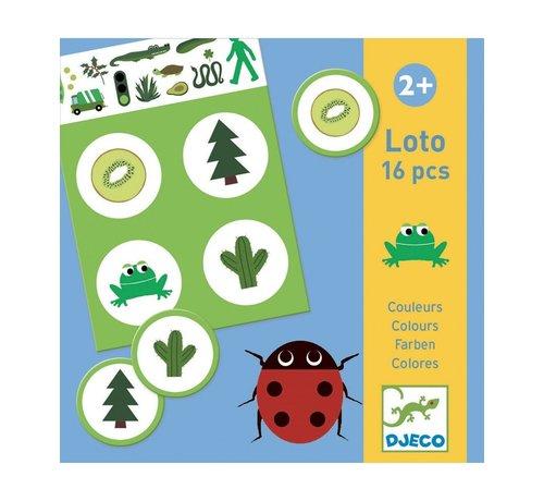 Djeco Bingo Lotto Kleuren