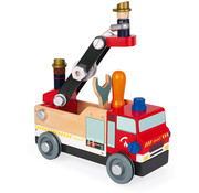 Janod Brico Kids Fire Engine