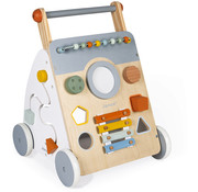 Janod Sweet Cocoon Wooden Multi Activity Trolley