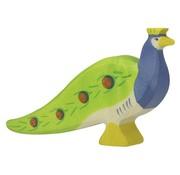 Holztiger Peacock 80112