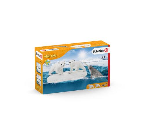 Schleich Polar Playground 42531