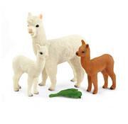 Schleich Alpaca Set 42544