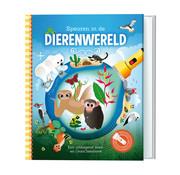 De Lantaarn Zaklampboek Speuren in de dierenwereld