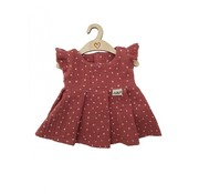 Hollie Doll Dress Spring Blush Dots