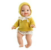 Paola Reina Doll Girl Dressed Anik 34 cm