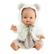 Paola Reina Doll Girl Dressed Elvi 34 cm