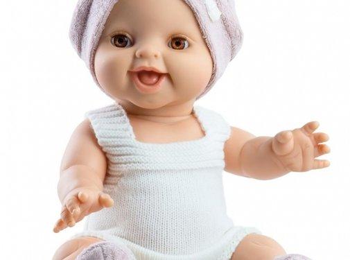 Paola Reina Doll Girl Dressed Raquel 34 cm