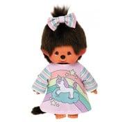 Monchhichi Plush Doll Girl Dreaming 20 cm