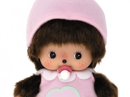 Monchhichi Plush Doll bebichhichi Bunny Dream