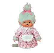 Monchhichi Plush Doll Grandmother