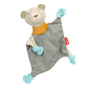 sigikid Baby Blankie Bear Gold Collection