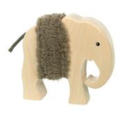 sigikid Wooden Toy Elephant Cudly Wudly