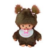 Monchhichi Plush Doll Bebichhichi Basic Girl
