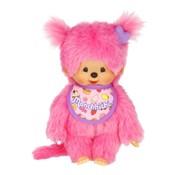 Monchhichi Plush Doll Girl Candy Slab