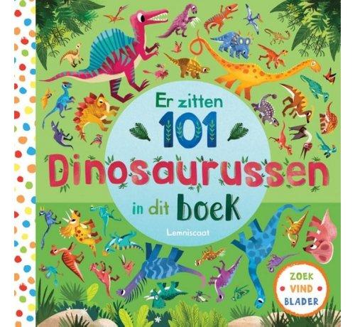 Lemniscaat Er zitten 101 dinosaurussen in dit boek