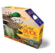 Madd Capp Puzzle: I AM Duck 1000 pcs
