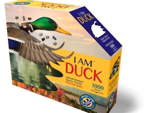 Madd Capp Puzzle: I AM Duck 1000 pcs