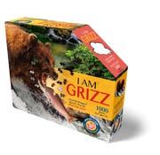 Madd Capp Puzzle: I AM Grizz 1000 pcs