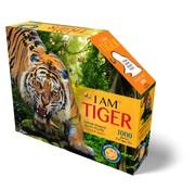 Madd Capp Puzzle: I AM Tiger 1000 pcs