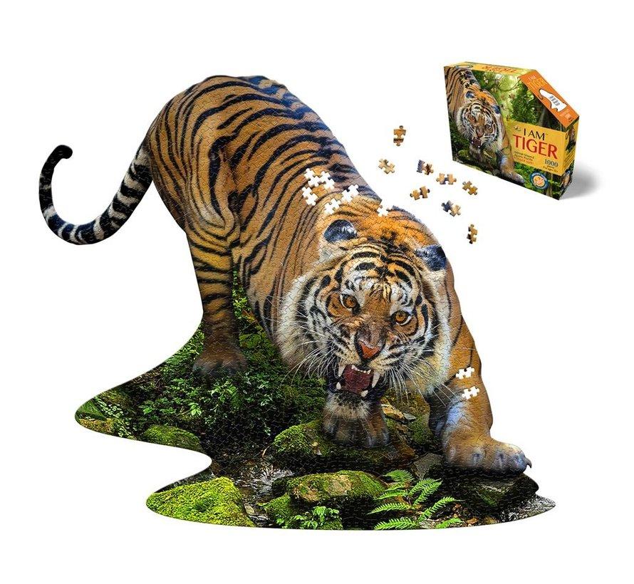 Puzzle: I AM Tiger 1000 pcs