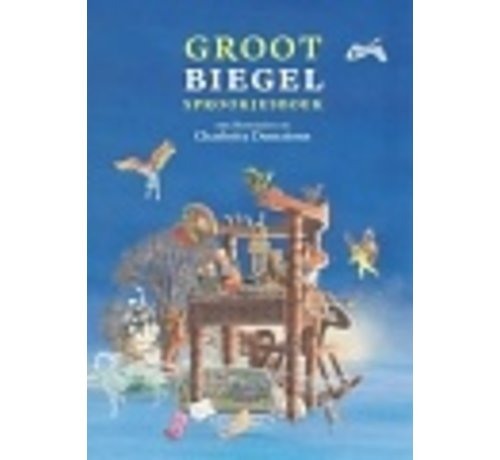 Gottmer Groot Biegel sprookjesboek