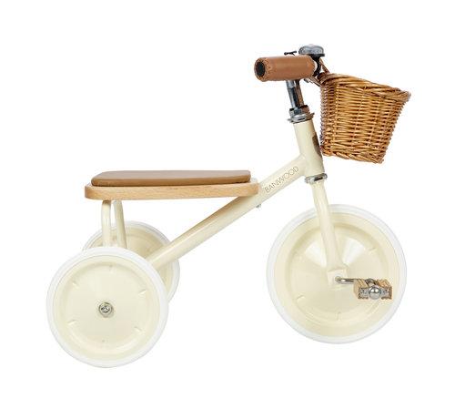 Banwood Driewieler Trike Cream