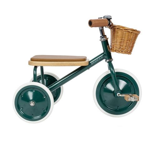 Banwood Driewieler Trike Groen