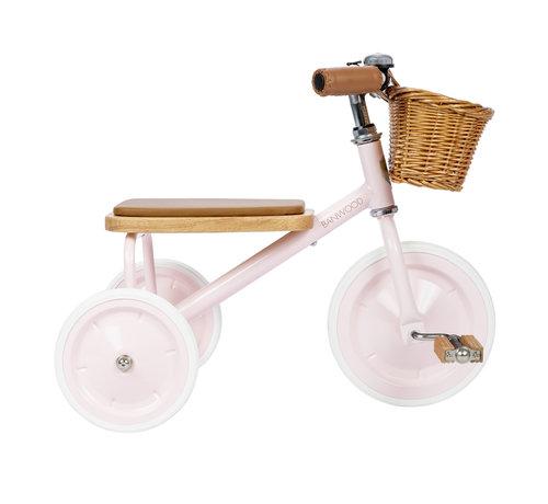 Banwood Driewieler Trike Roze