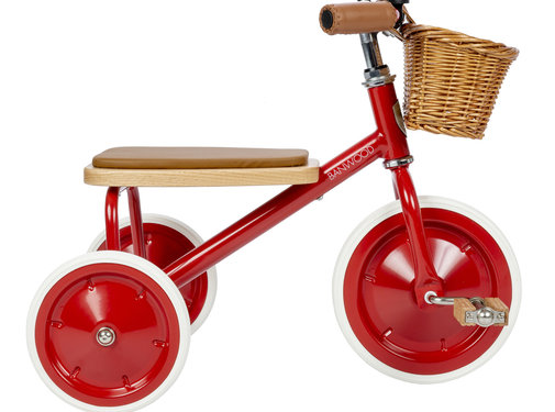 Banwood Driewieler Trike Rood