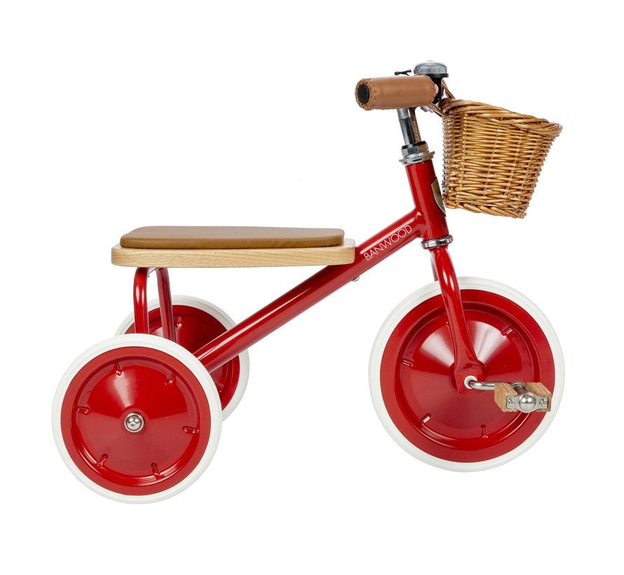 Driewieler Trike Rood