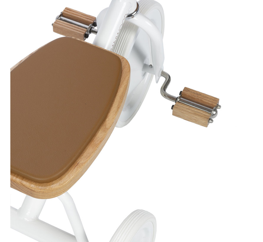 Driewieler Trike Wit