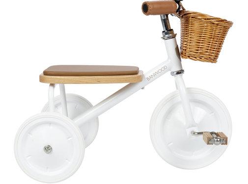 Banwood Driewieler Trike Wit