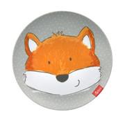 sigikid Melamine Plate Fox